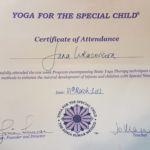 Yoga pre specialne deti