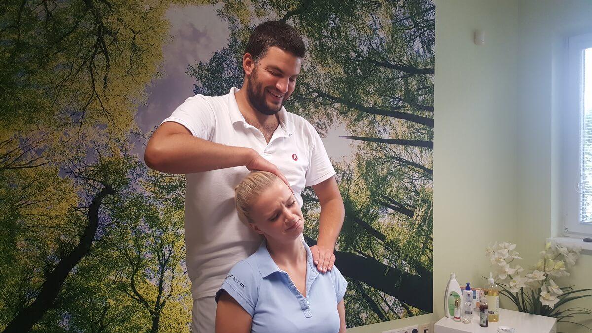 bolesti krčnej chrbtice - liečba