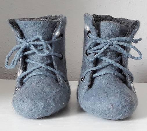 Rozvoj detských nôh - topánky