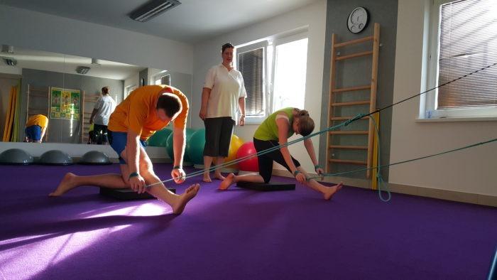 Cvičenie SM systém
