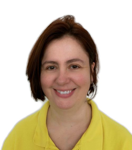 Physiotherapist Bc. Eva Slamová