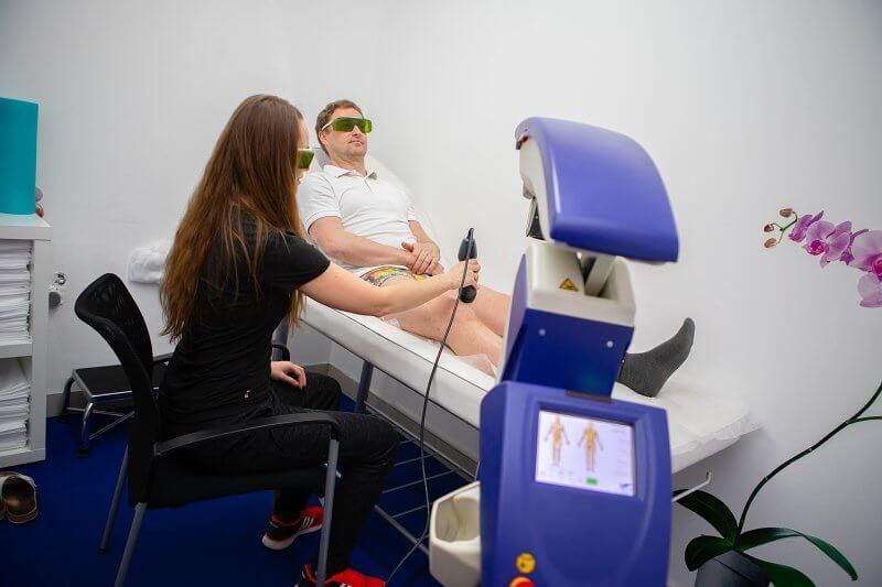 artroskopia - rehabilitácia
